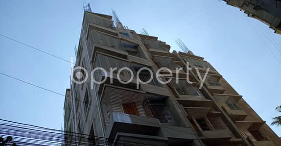 2 Bedroom Apartment for Rent in 7 No. West Sholoshohor Ward, Chattogram - A Classy 950 Sq Ft Apartment Is Waiting To Be Rented Which Is Located In Cosmopolitan R/a