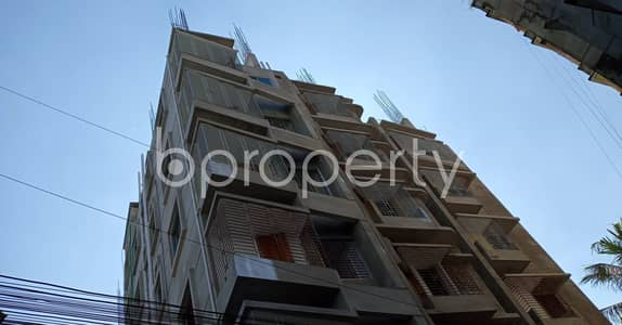 2 Bedroom Apartment for Rent in 7 No. West Sholoshohor Ward, Chattogram - A Beautiful 1000 Sq Ft Apartment Is Up For Rent At Cosmopolitan R/a