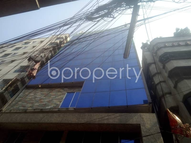 We Give You This 1500 Sq Ft Commercial Office For Rent In Farmgate, East Raza Bazar Road.