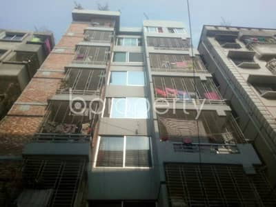 2 Bedroom Apartment for Rent in Badda, Dhaka - Superb 720 SQ FT flat is available to Rent in South Baridhara Residential Area