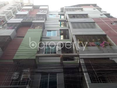 2 Bedroom Flat for Rent in Badda, Dhaka - We Bring You A Nice Residence Of 900 Sq Ft For Rent In Shahjadpur
