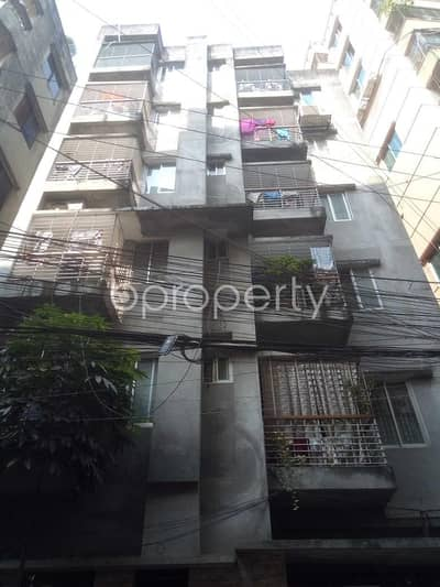 3 Bedroom Apartment for Rent in Badda, Dhaka - For Rental Purpose This 1250 Sq. Ft Flat Is Now Available In The Location Of Shahjadpur.
