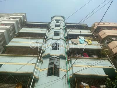 2 Bedroom Apartment for Rent in Badda, Dhaka - A Well-maintained Residence Of 720 Sq Ft Is Prepared For Rent In South Baridhara R/a