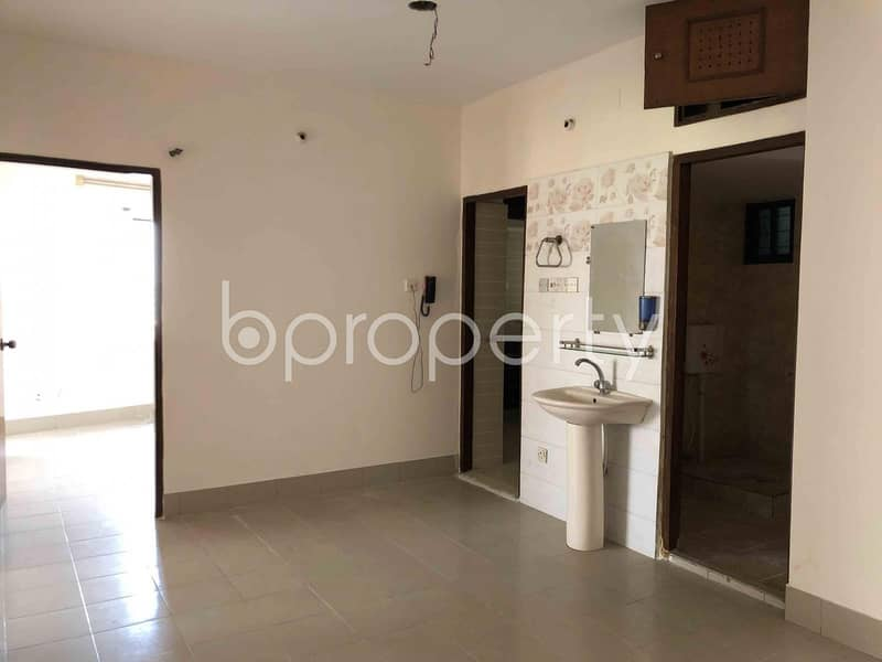 This 1307 Sq. Ft. Large Flat Is Up For Sale In Arambagh