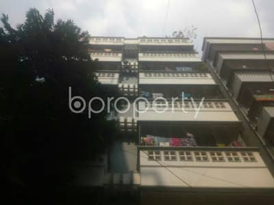 1 Bedroom Flat for Rent in Badda, Dhaka - Affordable and nice flat is up for rent in South Baridhara Residential Area which is 550 SQ FT