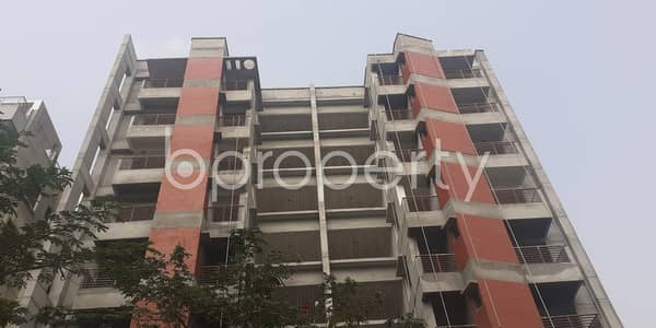 3 Bedroom Apartment for Sale in Bashundhara R-A, Dhaka - Convenient And Well-constructed 1300 Sq. Ft Flat Is For Sale At Bashundhara R-A Very Close To Chapra Masjid.