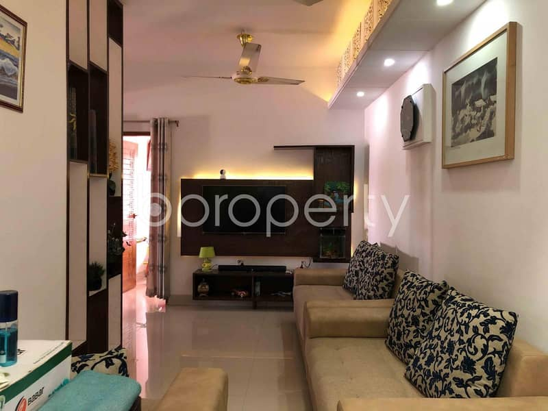 A Fascinating 1295 Sq Ft 3-Bedroom Apartment For Sale In Kathalbagan