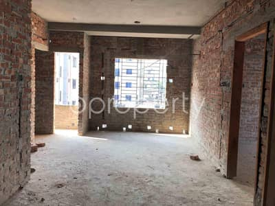3 Bedroom Apartment for Sale in Maghbazar, Dhaka - Near Dhaka Community Medical College and Hospital, 950 Square Feet Apartment Is For Sale