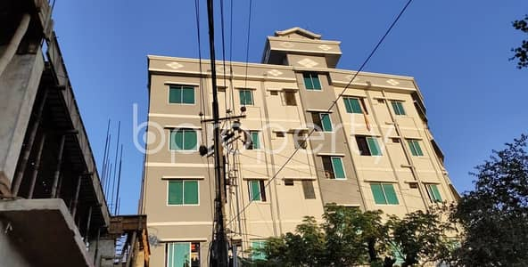 ভাড়ার জন্য BAYUT_ONLYএর অ্যাপার্টমেন্ট - ডাবল মুরিং, চিটাগাং - Nice Residential Living Flat Is Vacant For Rent At Double Mooring, 25 No. Rampur Ward.
