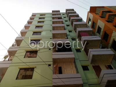3 Bedroom Flat for Sale in Cantonment, Dhaka - In The Location Of Cantonment , Close To Alabdirtek Jame Mosque A Flat Is Up For Sale
