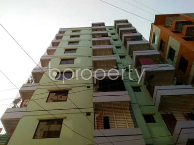 3 Bedroom Apartment for Sale in Cantonment, Dhaka - A Flat Is Up For Sale In The Location Of Cantonment , Close To Alabdirtek Jame Mosque.