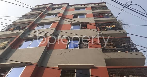 ভাড়ার জন্য BAYUT_ONLYএর ফ্ল্যাট - মিরপুর, ঢাকা - Offering You A 600 Sq Ft Beautiful Living Property For Rent In Shah Ali Bag, Mirpur 1.