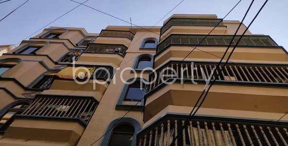 ভাড়ার জন্য BAYUT_ONLYএর ফ্ল্যাট - ডাবল মুরিং, চিটাগাং - Be the resident of a 770 SQ FT residential flat waiting to get rented at 25 No. Rampur Ward