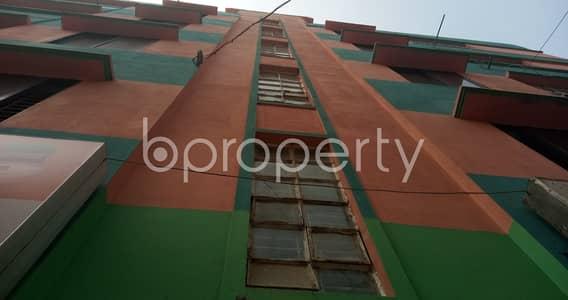 2 Bedroom Apartment for Rent in Dhanmondi, Dhaka - Bringing you a 700 SQ FT apartment for rent, in Dhanmondi, Jhigatola Road