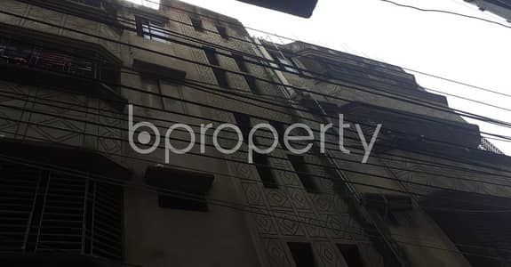 2 Bedroom Flat for Rent in Jatra Bari, Dhaka - An affordable 700 SQ FT residential flat is vacant for rent at Sontek