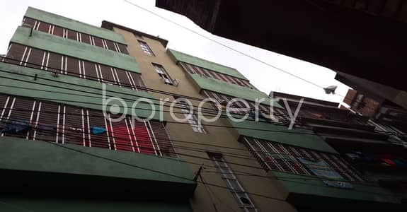 2 Bedroom Apartment for Rent in Jatra Bari, Dhaka - An affordable 700 SQ FT residential flat is vacant for rent at Sontek