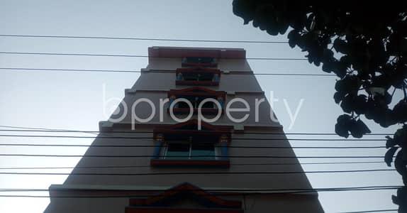 ভাড়ার জন্য BAYUT_ONLYএর ফ্ল্যাট - হালিশহর, চিটাগাং - Make your residence in a 510 SQ FT rental flat at South Middle Halishahar