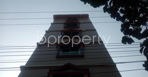ভাড়ার জন্য BAYUT_ONLYএর ফ্ল্যাট - হালিশহর, চিটাগাং - Make your residence in a 460 SQ FT rental flat at Bandartila