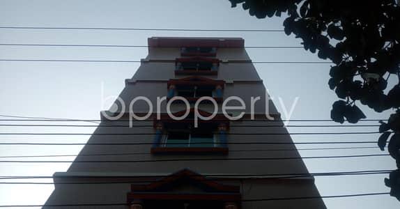 ভাড়ার জন্য BAYUT_ONLYএর অ্যাপার্টমেন্ট - হালিশহর, চিটাগাং - Make your residence in a 480 SQ FT rental flat at Bandartila, 2 No. Mailer Matha