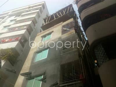 3 Bedroom Apartment for Sale in Rampura, Dhaka - Near East Rampura High School, At Rampura, 1,100 Sq. Ft. Flat Is Available For Sale