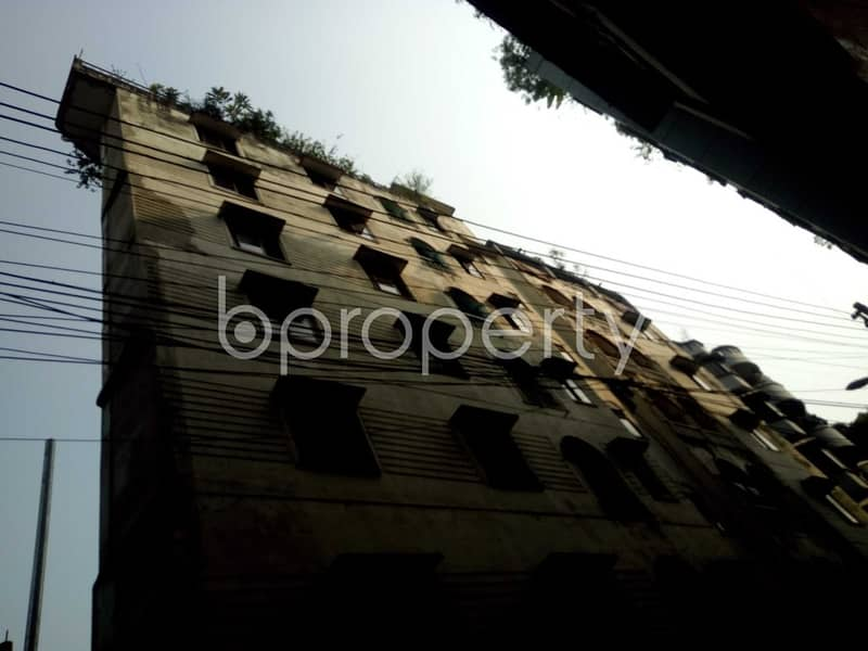 An Adequate 1300 Sq Ft Residential Apartment Is Up For Rent In The Center Of Sugandha Residential Area .
