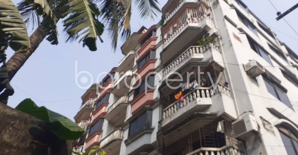 Beautifully Build 900 Sq Ft 2 Bedroom Residence Is Now Vacant For Rent In Kazir Dewri