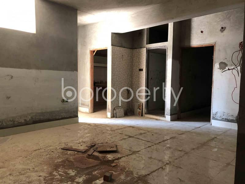 Check This Flat In Khulshi 1 for Sale in near Lalkhan Bazar Jame Mosjid