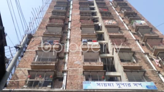 2 Bedroom Flat for Rent in Halishahar, Chattogram - Your Dream Home Including 2 Bedroom Is Ready To Be Rented At Halishahar
