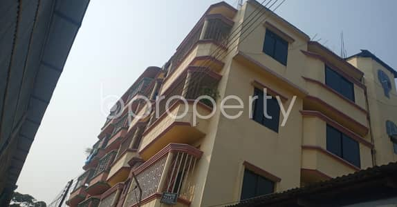 2 Bedroom Flat for Rent in 11 No. South Kattali Ward, Chattogram - This 700 sq. ft residence will ensure your good quality of living in 11 No. South Kattali Ward