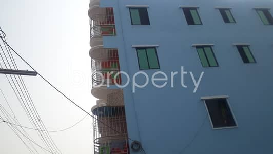 1 Bedroom Flat for Rent in Halishahar, Chattogram - This 400 sq. ft residence will ensure your good quality of living in Halishahar, Newmuring R/A