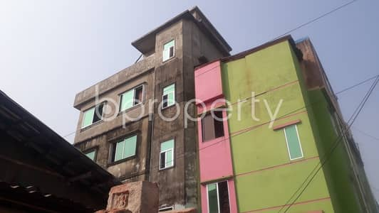 1 Bedroom Flat for Rent in Halishahar, Chattogram - This 350 Square Feet Medium Size Apartment Is Ready For Rent At Newmuring R/A.