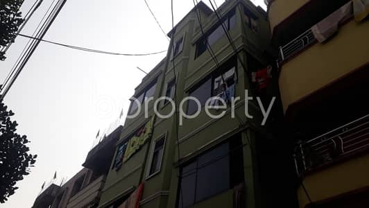 2 Bedroom Flat for Rent in Halishahar, Chattogram - Affordable and beautiful flat is up for rent in Newmuring R/A which is 650 SQ FT