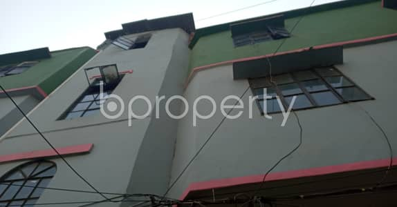 2 Bedroom Apartment for Rent in 11 No. South Kattali Ward, Chattogram - Start Living In This Nice Flat Of 650 Sq Ft Located At South Kattali Is Vacant For Rent