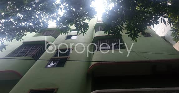 2 Bedroom Flat for Rent in 11 No. South Kattali Ward, Chattogram - Startling Flat Covering An Area Of 700 Sq Ft Is Ready For Rent In South Kattali