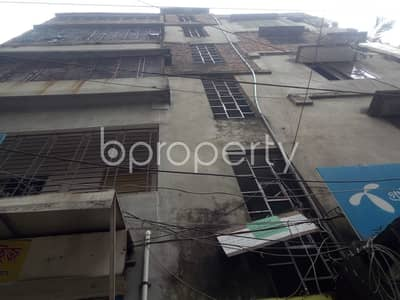 2 Bedroom Apartment for Sale in Motijheel, Dhaka - Startling Flat Covering An Area Of 750 Sq Ft Is Ready For Sale In Naya Paltan