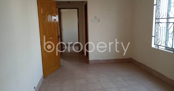 2 Bedroom Flat for Rent in Sholokbahar, Chattogram - If You Are Looking For A New Beautiful Home In Sholokbahar For Rent, Check This 900 Sq Ft Flat