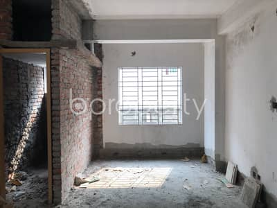 2 Bedroom Flat for Sale in Badda, Dhaka - To Reside in Badda, Buy The Standard Apartment, Accessible For Sale