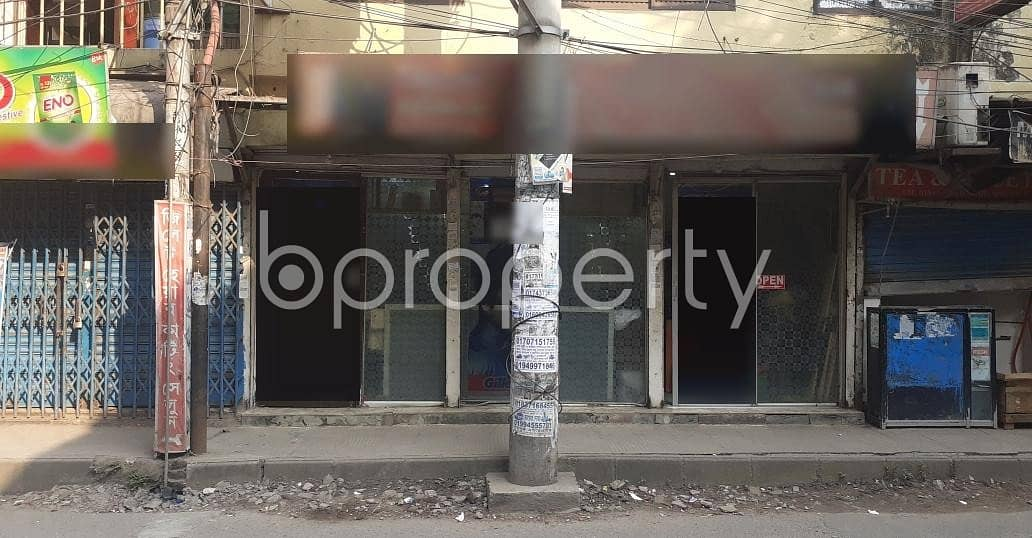150 Sq. ft Shop Is Up For Rent Close To Bangladesh University.