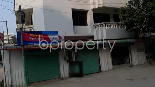 Shop for Rent in Halishahar, Chattogram - This 100 Sq. Ft Commercial Shop Ready For Rent At Halishahar Housing Estate