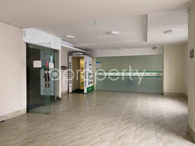 1255 Sq Ft Office Space For Rent In Kazi Nazrul Islam Avenue, Banglamotors