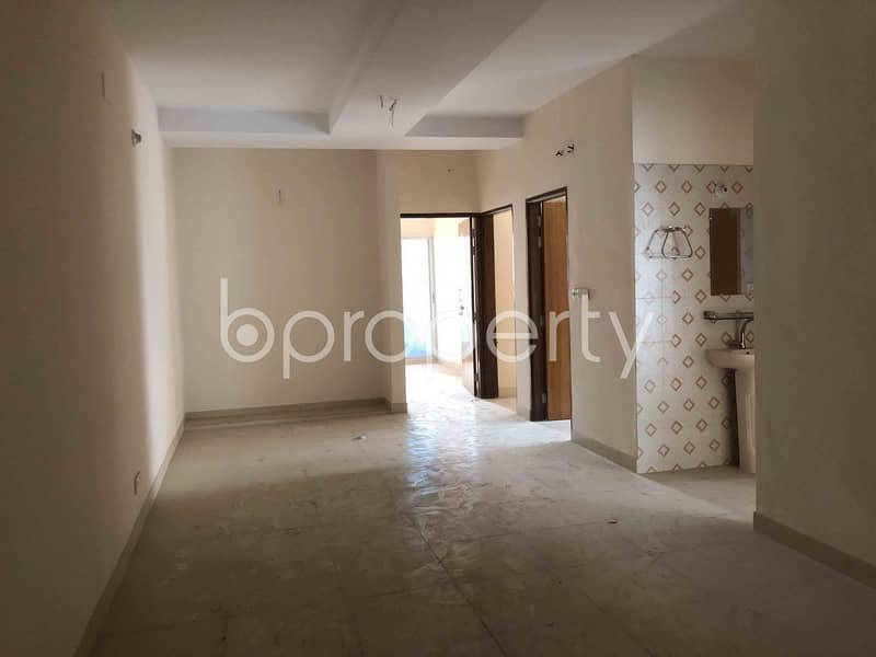 1384 Sq. ft Apartment For Sale In Dakshin Khan Is Available Now