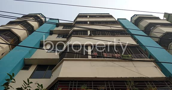 3 Bedroom Apartment for Rent in Sholokbahar, Chattogram - Stylish Apartment Of 1350 Sq Ft Is Prepared For Rent In Sholokbahar With A Peaceful Neighborhood