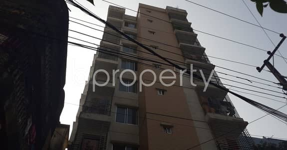 3 Bedroom Apartment for Rent in Kazir Dewri, Chattogram - A well-featured rental 1100 SQ FT flat is ready for you to own at Kazir Dewri