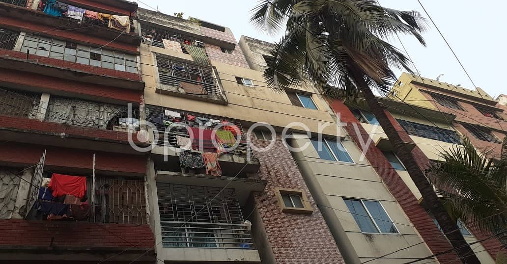 We Bring You A Nice Residence Of 650 Sq Ft For Sale In Lalmatia