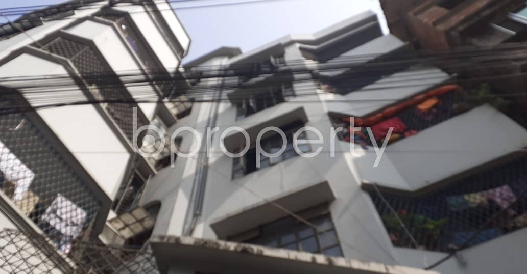 A Well-constructed And Nicely Planned Flat Of 900 Sq Ft Is Vacant For Rent In Kazir Dewri