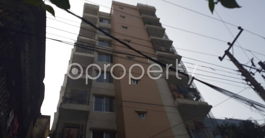 Start Living In This Nice Flat Of 1200 Sq Ft Located At Kazir Dewri Is Vacant For Rent
