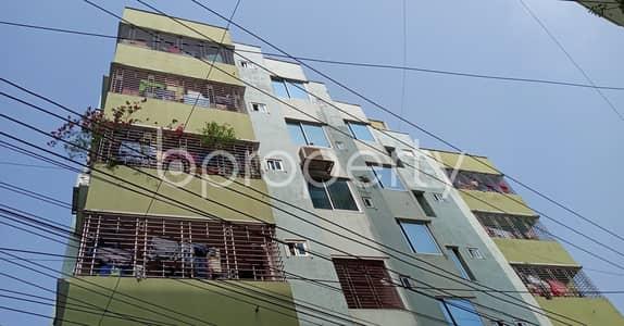 3 Bedroom Flat for Rent in Sholokbahar, Chattogram - 3 Bedroom Nice Flat In Sholokbahar Is Now For Rent Nearby Hamidullah Khan Jame Masjid