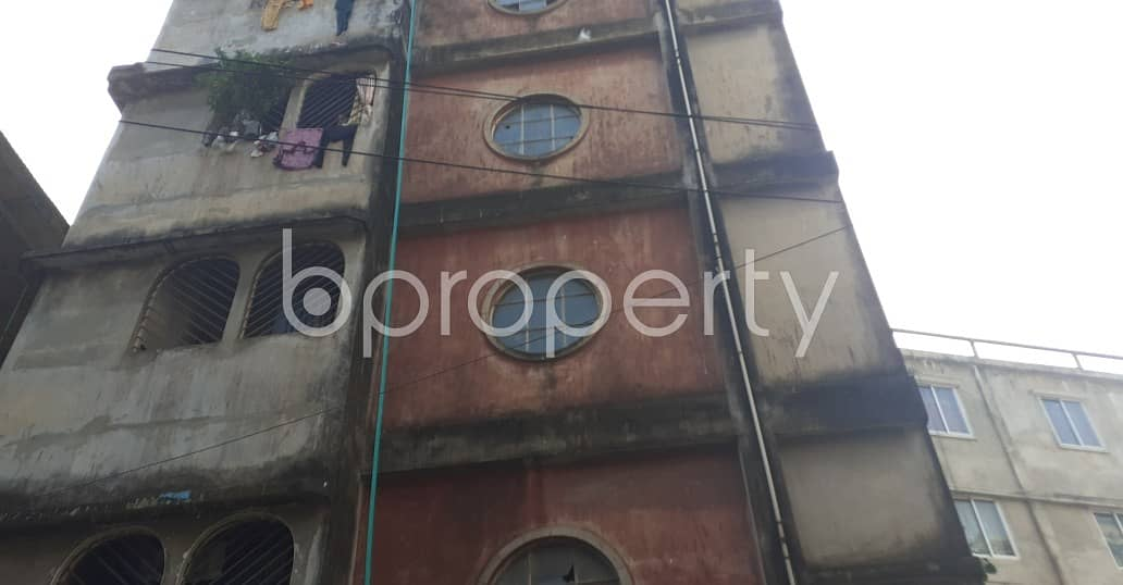 Find Your Desired Apartment At This 800 Sq Ft Ready Flat For Rent At Kazir Dewri