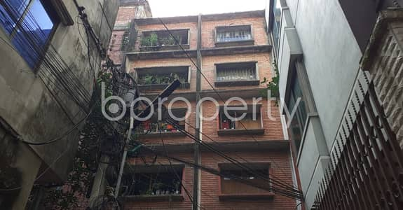 3 Bedroom Apartment for Rent in Jamal Khan, Chattogram - Well-constructed And Nicely Planned Flat Of 1000 Sq Ft Is Vacant For Rent In Jamal Khan By-lane