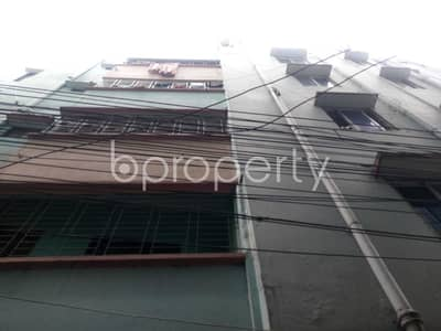 4 Bedroom Flat for Rent in Kalachandpur, Dhaka - Check This 1400 Sq. Ft Large Apartment Which Is Up To Rent At West Kalachandpur .